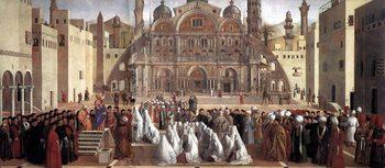 Gentile e Giovanni Bellini La predica di S. Marco ad Alessandria.jpg