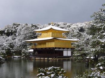 Rokuonjikinkaku-winter.jpg